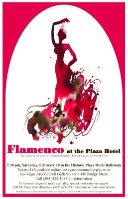 Meadow City Academy of Music Flamenco