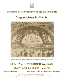 Vegas Goes to Paris